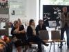 Ehrengäste Landesschulinspektorin Karin Engstler, Elisabeth mettauer vom Landesschulrat, Theresia Schobel, ORF, GF Peter Schmid von der inatura