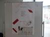 MS Markt, 3.Kl. Gruppe Lebenskompetenz, Kosmetikprodukte unter der Lupe, Ausstellung