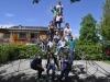 VS Haselstauden, 3a, Kochen mit Wildkräutern Pyramide