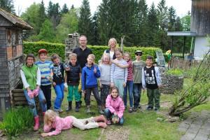 VS Winsau Unser Schulgarten